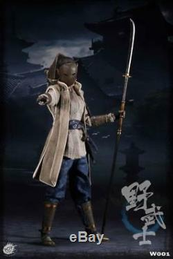 Pop Toys 1/6 Warrior Women Series W001 Female Ronin Nobushi Collector Figure