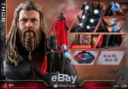 Pre-order HT HotToys 1/6 Avengers Thor Armor Suit Luminous Ver. Action Figure