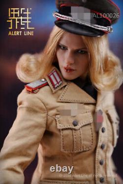 Presale Alert Line 16 AL100026 Afrika Female Officer 12inch Figure Collectible