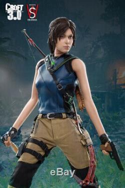 Presale SWTOYS 16 Scale FS031 Lara Croft 3.0 12inch Female Action Figure Dolls