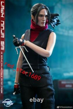 SOOSOOTOYS 1/6 Scale SST014 Daredevil Elektra Natchios Female Action Figure