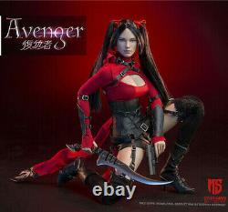 STAR MAN MS-005 1/6 Female Avenger Body Clothes 12 Action Figure Accessories
