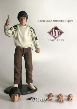 STAR TOYS 1/6 Jackie Chan's Police Force Action Figure Police Story Set STT-001