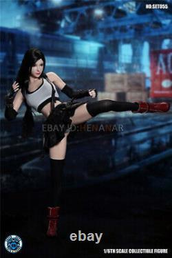 SUPER DUCK 1/6 SET055 Final Fantasy Tifa Fit 12in PH Female Body Figure Model