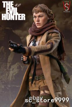 SWTOYS 1/6 Alice Prince Female Figure Set FS040 The Evil Hunter 4.0 Toy Gift