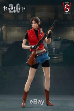 SWTOYS 1/6 FS023 Redfield 2.0 Claire Female 12 Action Figure Collectible Dolls