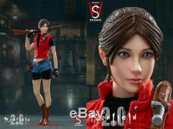 SWTOYS 1/6 FS023 Redfield Claire Female 12 Action Figure Collectible Doll