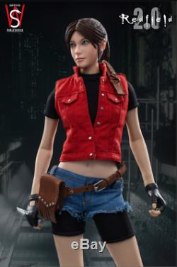 SWTOYS 1/6 FS023 Redfield Claire Female 12 Action Figure Made in Heaven USA
