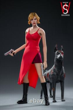 SWTOYS 1/6 FS026 Alice 3.0 Female Super Warrior Action Figure With Zombie Dog