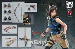 SWTOYS 1/6 FS031 Lara Croft 3.0 12inch Female Action Figure Movie Star Presale