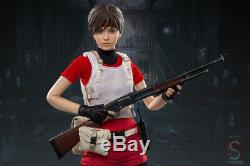 SWTOYS 1/6 FS034 S. T. A. R. S Rebecca Chambers Resident Evil Female Action Figure