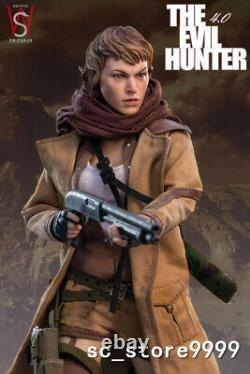 SWTOYS 1/6 FS040 The Evil Hunter 4.0 Alice WithWeapons 12Female Action Figure