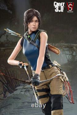 SWTOYS 1/6 Lara Croft 3.0 FS031 Tomb Raider 12 Action Figure Female Doll