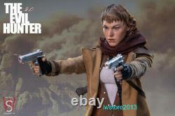 SWTOYS 16th FS040 Alice The Evil Hunter 4.0 Alicia Marcus Female Figure Presale