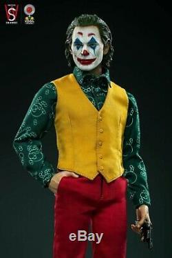 SWTOYS FS027 VINYL STUDIO-V003 1/6 Scale Joker Clown Joaquin Action Figure
