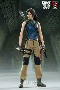 SWTOYS FS031 1/6 Lara Croft Action Figure Tomb Raider Game Female figure USA