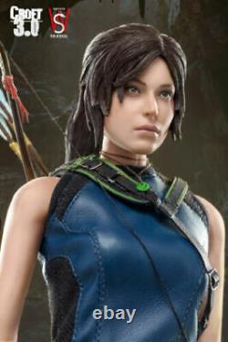 SWTOYS FS031 16 Scale Lara Croft 3.0 Tomb Raider 12 Female Action Figure Toys