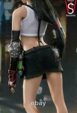 SWTOYS FS032 Tifa Lockhart Final Fantasy Fighter 1/6 female seamless FigureUSA