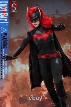 SWTOYS FS041 1/6 Lady Bat Batgirl Female Action Figure 12inches Doll Model