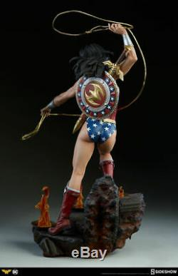 Sideshow 1/4 Wonder Woman Resin 300664 Female Figure Statue Collectible Presale