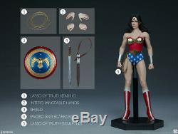 Sideshow 1/6 100189 Wonder Woman DC Comics TB League Body Female Figure Toys