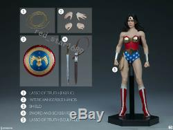 Sideshow 16th 100189 Wonder Woman TBLeague Body Female Phicen Figure Presale
