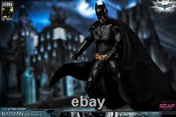 Soap Studio FG004 THE DARK KNIGHT BATMAN 80 years 1/12 Action Figure DX Ver