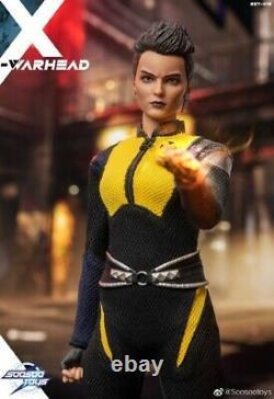 Soosootoys 16 SST016 Negasonic Teenage Warhead 12 Female Action Figure Doll