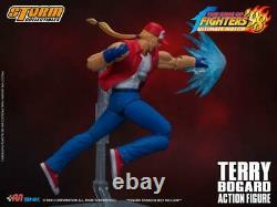 Storm toys 1/12 SKKF-003 The King of Fighters Terry Bogard Action Figure