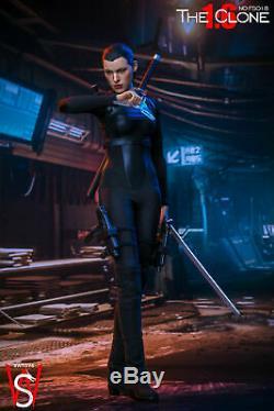 Swtoys 1/6 Resident Evil The Clone Alice 2.0 FS018 12 Female Figure Body Model