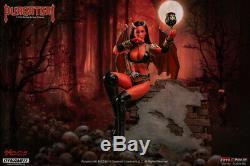 TBLeague 1/12 PL2019-159 Purgatori Female Vampire Body Soldier Action Figure