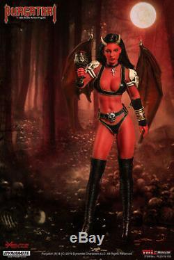 TBLeague 1/12 Purgatori Female Vampire PL2019-159 Model Soldier Action Figure