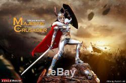 TBLeague 1/6 Female Warrior Majestic Crusader Action Figure PL2017-108 USA