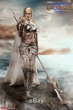 TBLeague 1/6 PL2020-165B Female Silver Commander Spartan Army Commander Figure