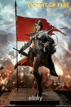 TBLeague 1/6 Pyro Knight King Of The Fire Female Soldier Figure PL2020-173C