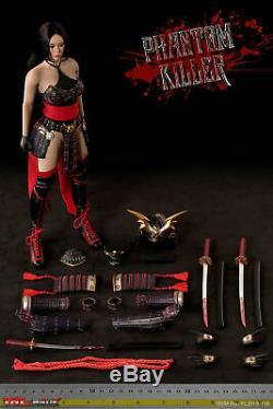 TBLeague 1/6 Scale Female Phantom Killer Seamless Flexible Action Figure