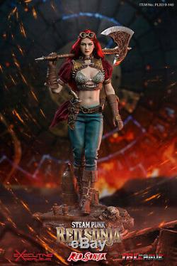 TBLeague 1/6 Steam Punk Red Sonja PL2019-140-A/B Action Figure Female Soldier