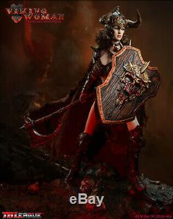 TBLeague 1/6 Viking Woman Female Action Figure Solider Collectible PL2020-162
