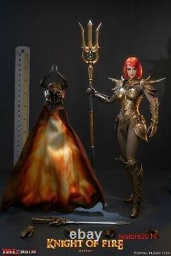 TBLeague 16 PL2020-173A Knight of Fire Female Warrior 12 Action Figure Presale