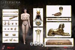TBLeague PHICEN Seamless Female Body Sexy Cleopatra Queen of Egypt 1/6 Figure