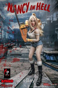 TBLeague PHICEN Seamless Female Body Sexy Girls Nancy in Hell 1/6 FIGURE