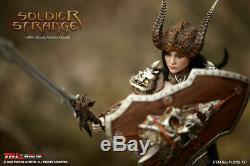 TBLeague PL2019-137 1/6 Soldier Strange Female Warrior 12'' Action Figure Doll