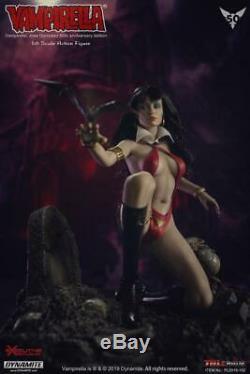 TBLeague PL2019-152 1/6 Vampirella Female Figure 50th Anniversary Edition