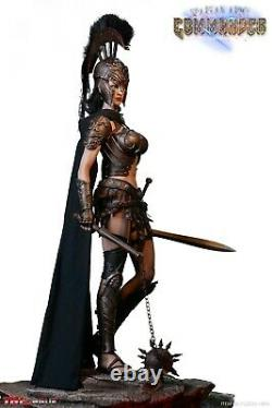 TBLeague PL2020-165A 1/6 Spartan Army Black Commander Female Action Figure Model