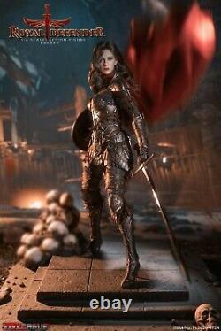 TBLeague PL2020-172 1/6 Royal Defender-Golden Version Female Soldier Figure Mode