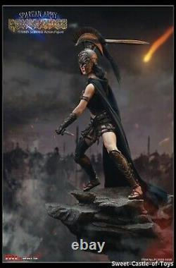 TBLeague Phicen 1/6 Action Figure Female Spartan Army Commander PL2020-165A