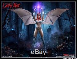 TBLeague Phicen 1/6 Female Lady Bat 2018 SHCC Exclusive PL2018-128 Action Figure