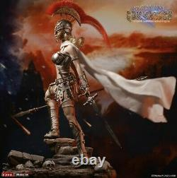 TBLeague Phicen Seamless Body Spartan Army Commander Silver Armour 1/6 FIGURE