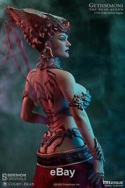 TBLeague x Sideshow Phicen Court of Dead Gethsemoni The Dead Queen 1/6 FIGURE