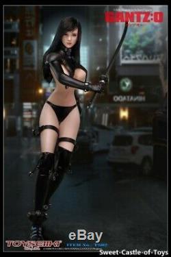 TOYSEIIKI Gantzo 1/6 TS02 Reika Seamless Female Action Figure Collectible Toys